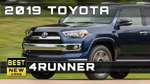 2019 Toyota 4Runner Release Dates and Prices - YouTube