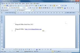 tech office alternative. Kingsoft Office Suite Free 2012 Is A Gratis Alternative To Microsoft Tech N