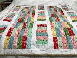 Quilted Lap Blanket, Quilted Blanket, Lap Blanket, Floral Quilt ... & Quilted Lap Blanket, Quilted Blanket, Lap Blanket, Floral Quilt, Quilted  Throw, Couch Throw, Small Blanket, Small Quilt, Crib Size Quilt Adamdwight.com