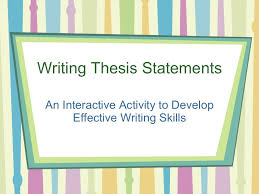Best     Writing a thesis statement ideas on Pinterest   Thesis     Help your students write a strong thesis statement with this comprehensive  resource  Includes a presentation