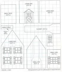 Gingerbread House Patterns Fascinating Gingerbread House Pattern Gooddiettv