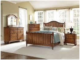 golden oak finish bedroom set broyhill
