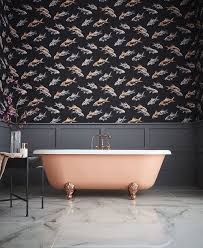 graham brown launches two new japanese inspired wallpaper designs
