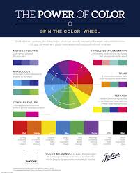 Divided into 12 sections, the classic color wheel can provide inspiration  for many color combinations. Utilizing the wheel as a guide, there are  several ...