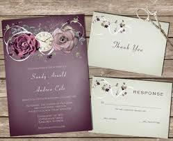best 25 invitation kits ideas on pinterest wedding invitation Printable Wedding Invitation Kits Purple printable wedding invitation kit purple sage by ktsartsdesigns, $10 00 Printable Wedding Invitation Templates Blank