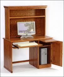 picture of amish crafted student computer desk amish corner computer desk hutch