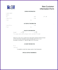 Salon Application Template Client Profile Form Template Responsive Contact Form Download