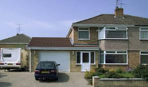 Three Bedroomed Semi Detached House