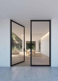 shower glass frame lovely double glass door with steel look frames portapivot