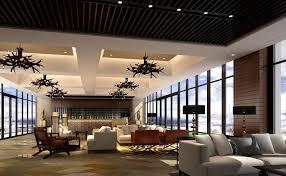 Design Interior Lobby Hotel