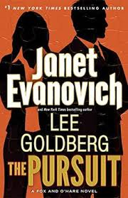 the pursuit a fox and o hare novel by janet evanovich