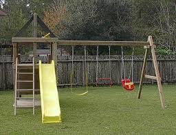 Small Picture Best 25 Swing set plans ideas on Pinterest Baby swing set