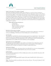 Printable Grant Proposal Template Letter Of Support For Project ...