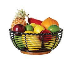Rope Round Fruit Basket