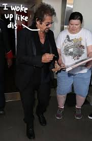 How Is It Even Possible For Al Pacino's Hair To Stick Up This High?!?   Al  pacino, Perez hilton, Los angeles airport