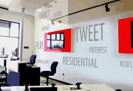 vinyl wall art for cleveland businesses on business logo wall art with vinyl wall graphics wall murals and wall art for your cleveland
