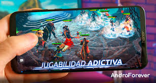 Jump force tcg crossover apk para android descarga gratis este juego 2019. Top 15 Mejores Juegos De Rpg Para Tu Android 2021