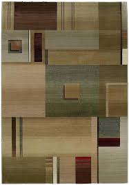modern area rugs generations area rug by oriental weavers mid century modern area rugs 8x10
