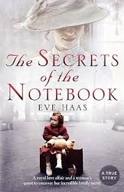 nicole n a myriad of books s review of the secrets of the  nicole n a myriad of books s reviews > the secrets of the notebook a w s quest to uncover her royal family secret