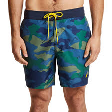 Nautica Swim Trunks Size Chart Nautica Camo Swim Shorts Swimwear Apparel Shop The