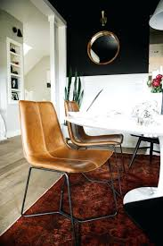 leather dining room set the most amazing black leather dining room chairs pertaining to white leather