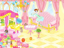 royal room decoration dress up barbie and girl games online