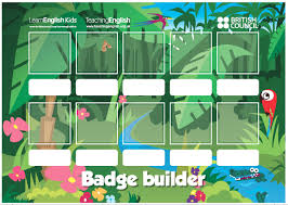 badge builders for kids teachingenglish british council bbc classmates good behaviour