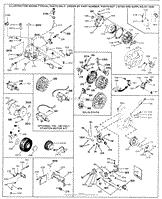 Tecumseh H70-130159A Parts Diagrams