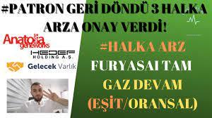 ANGEN #HEDEF #GLCVY Halka Arz Kaç Lot Geçer (İNCELEME KIYASLAMA) - YouTube