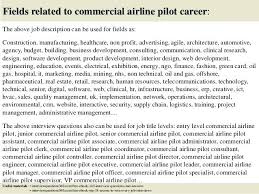 Sample Airline Pilot Resume Airline Pilot Resume Professional Pilot Resume Template Airline 94