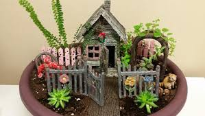 garden items. Many Places Sell A Few Fairy Items Or Miniatures Here And There, FaerieTale Gardens Offer The BEST Selection Of Garden Accessories In All NE