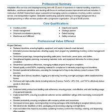 Shipping And Receiving Resume Examples Shipping And Receiving Resume Resume For Study 49