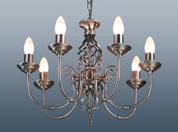 brass chandelier candle cups designs