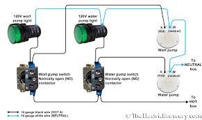 control panel part  pump wiring diagram