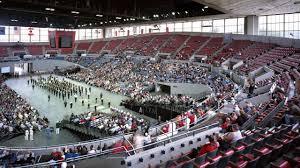 Veterans Memorial Coliseum Virtual Seating Chart Friends Of Memorial Coliseum