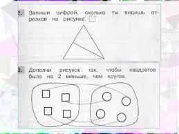 Итоговая контрольная работа по математике в классе Гармония  Итоговая контрольная работа 1 класс УМК Гармония