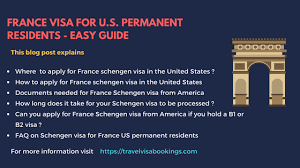 Citizenship Application Form Amazing France Visa For US Permanent Residents Easy Guide