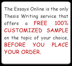 essays online thesis writing and custom essay writing for essay online