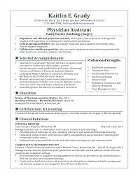 Top Family Practice Physician Resume Samples Photo Album For Website