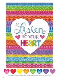 Book Side Designs Amazon Com Colorful Creations Positively Inspired Coloring