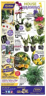 terra greenhouses flyer january 17 to 30