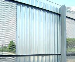 corrugated metal fence uptechnicalcollegeinfo