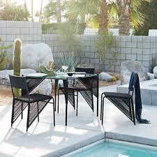 dorado outdoor patio dining table and