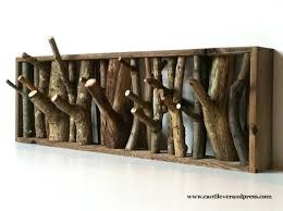 ikea tree wall hanger rustic hallway with wood wall decor hanger ideas stand up wall mounted ikea tree wall hanger