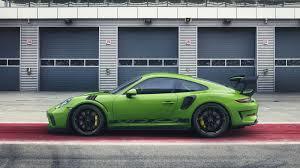 2019 Porsche 911 GT3 RS races into Geneva with 520 hp - Roadshow