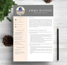 40 Free Printable Resume Templates 2019 To Get A Dream Job Resume