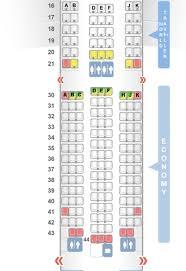 Flight Review British Airways 787 9 Economy Row 43 H J