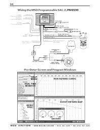 msd street fire wiring diagram msd 6a wiring diagram \u2022 wiring pro comp 6al ignition box instructions at Pro Comp Ignition Wiring Diagram