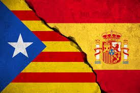 Resultado de imagen de ruptura constitucional catalana