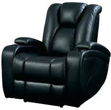 Recliner With Storage Arms Chair Cup Holders Arm Holder  Power Motion Collection   And H7